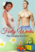 Forty Weeks Cover