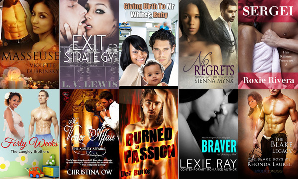 The best 10 interracial romance novels
