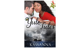 Yule tides by Kassanna book cover