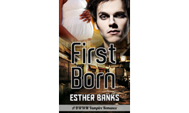 First Born Cover Esther Banks Front Small