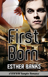 First Born Cover Esther Banks Small