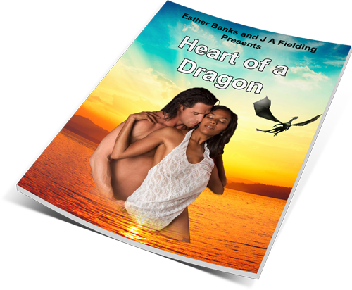Heart of a dragon free BWWM paranormal romance