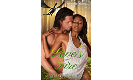 Love's Fire interracial dragon romance